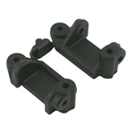 RPM Caster Blocks Rustler / Stampede / Slash 2wd Black