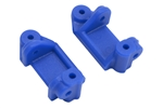 RPM Caster Blocks Rustler / Stampede / Slash 2wd Blue
