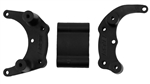 RPM Bumper/Wheelie Bar Mount for Traxxas Slash/Rustler/Stampede/Bandit, Black
