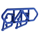 RPM Rear Bumper for Slash (Blue)