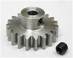 "Robinson Racing 1/8"" Shaft Pinion Gear 32P 19T"
