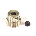 "Robinson Racing 24T 48P 1/8"" Shaft Pinion Gear"