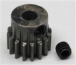 "Robinson Racing 1/8"" Shaft Pinion Gear Absolute Hardened 48P 16T"