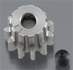 "Robinson Racing Hardened 1/8"" Shaft Pinion Gear 32P 11T"