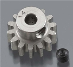 "Robinson Racing Hardened 1/8"" Shaft Pinion Gear 32P 14T"