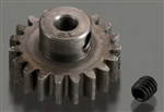 "Robinson Racing Hardened 1/8"" Shaft Pinion Gear 32P 19T"