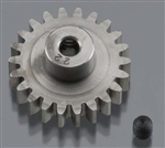 "Robinson Racing Hardened 1/8"" Shaft Pinion Gear 32P 22T"