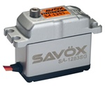 "Savox SA-1283SG Aluminum Case Digital ""Super Torque"" Steel Gear Servo"