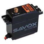 Savox SC-0251 High Torque Metal Gear Digital Servo