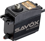 Savox SC-0252MG Standard Digital Metal Gear Servo