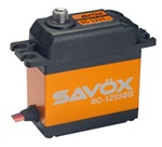 "Savox SC-1233SG Tall Digital ""High Speed"" Steel Gear Servo"