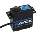 Savox SW-1212SG Waterproof High Torque High Voltage Coreless Digital Servo - Black Edition
