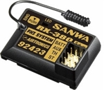 Sanwa Airtronics RX-380 3-Channel 2.4GHz FHSS3 Receiver