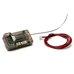 Spektrum SR6100AT 6 Channel AVC / Telemetry Surface Receiver