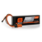Spektrum 5000mAh 2S 7.4V 100C Smart Hardcase LiPo Battery - IC5