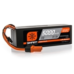 Spektrum 5000mAh 3S 11.1V 100C Smart Hardcase LiPo Battery - IC5