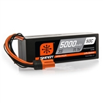 Spektrum 5000mAh 3S 11.1V 50C Smart Hardcase LiPo Battery - IC5
