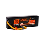 Spektrum 5000mAh 2S 7.4V 30C Smart G2 Hardcase LiPo Battery - IC3