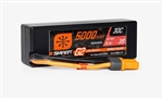 Spektrum 5000mAh 3S 11.1V 30C Smart G2 Hardcase LiPo Battery - IC5