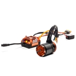 Spektrum Firma SMART Sensored Crawler System Combo with 2100kV Motor