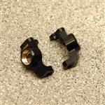 STRC Brass Front Steering Knuckle (1 Pair) Venture (Black)