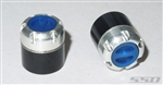 SSD RC Scale Locking Hubs (Blue)