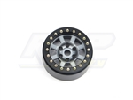 "SSD RC Single 1.9"" Assassin Beadlock Wheel (Grey) (1)"