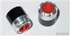 SSD RC Scale Locking Hubs (Red)