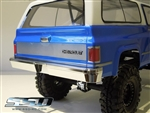 SSD RC Blazer Rear Bumper for Ascender (Chrome)