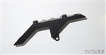 SSD RC Diamond Front Axle Upper Link Mount (Black)