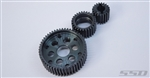 SSD RC HD Steel Transmission Gear Set for SMT10 / SCX10 / Wraith