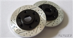 SSD RC Wheel Hub with Brake Rotor