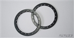 "SSD RC 2.2"" Black Beadlock Front Rings (2)"