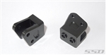 SSD RC Diamond Axle Link Mounts for Yeti / Wraith (Black)