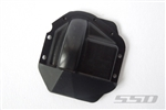 SSD RC HD D60 Front Diff Cover (Black) for Wraith / SMT10 / Bomber