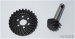 SSD RC Overdrive Axle Gear Set (8T/27T) for Trail King & SCX10 II