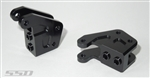 SSD RC Diamond Axle Link Mounts for SMT10 (Black)