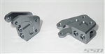SSD RC Diamond Axle Link Mounts for SMT10 (Grey)