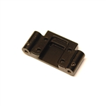 STRC Brass Front Bulkhead for Associated DR10