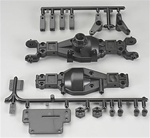 Tamiya TLT Black Axles Case D Parts