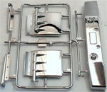 Tamiya Knight Hauler D parts bumper