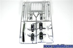 Tamiya King Hauler Q  parts grille