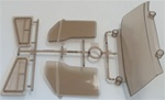 Tamiya Ford Aeromax R Parts windows