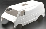Tamiya Lunch Box Body 58063 (white)