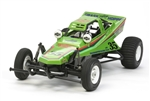 Tamiya RC 1/10 Grasshopper Kit - Candy Green Edition
