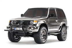 Tamiya RC Mitsubishi Pajero Metaltop Wide CC01 Black Metallic Edition