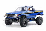 Tamiya RC Subaru Brat Blue Version Kit