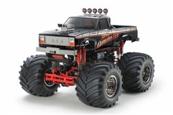 Tamiya RC 1/10 Super Clod Buster Kit - Limited Black Edition