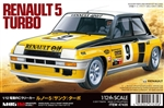 Tamiya RC Renault 5 Turbo M-05RA Rally Kit