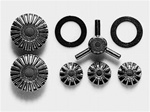 Tamiya TLT differential bevel gear set